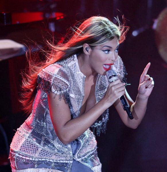 Beyonce v