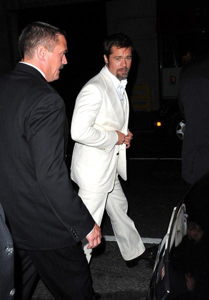 Brad Pitt e