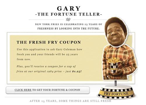 Gary Coleman e
