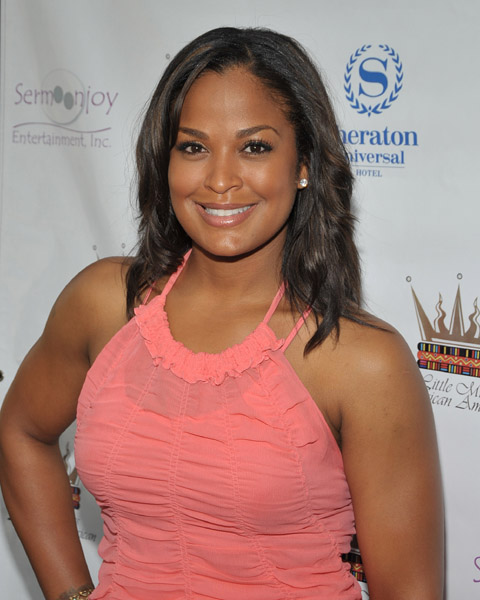 Laila Ali and those lethal knuckles of hers attended the 16th Annual Little ...