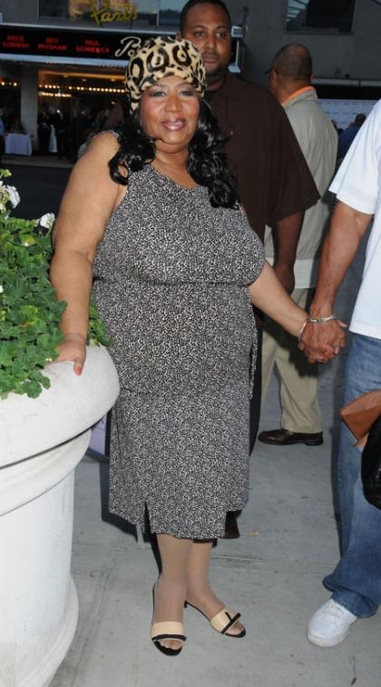Aretha Franklin j