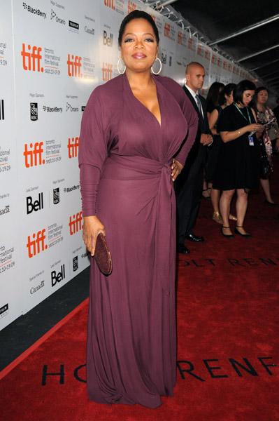 Oprah u2