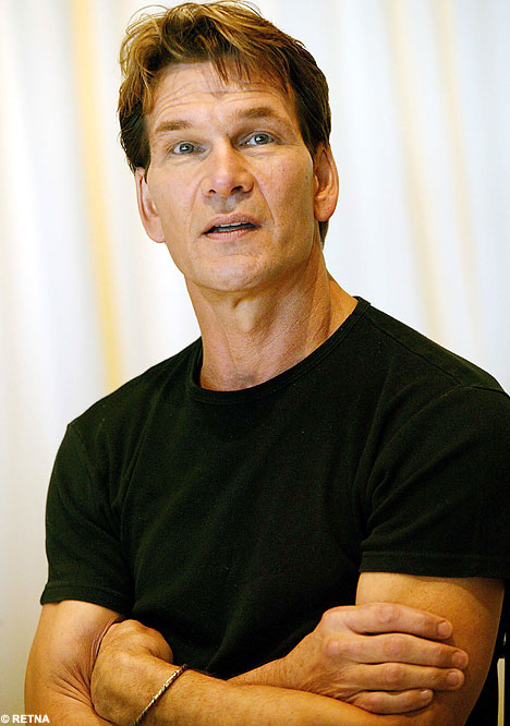 Patrick Swayze A Life In Pictures