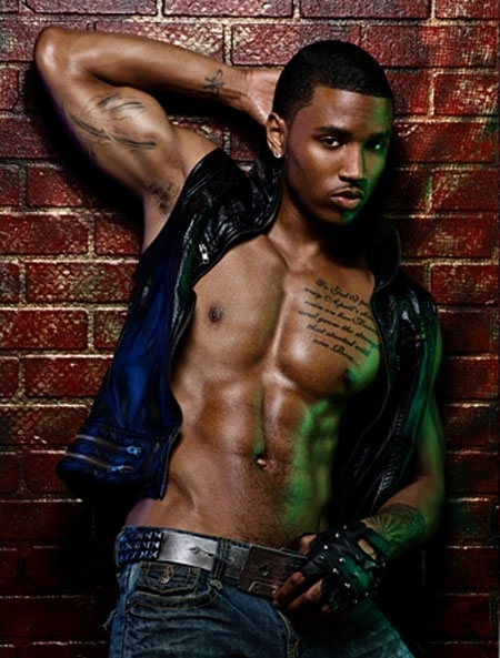 trey songz big dick He flipped around and grabbed my waist and began to deep dick me that way.