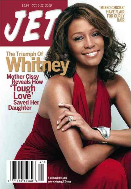 Whitney Houston j