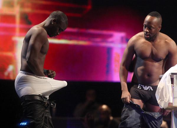 AkonWyclef