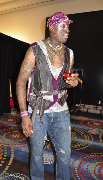 Dennis Rodman h