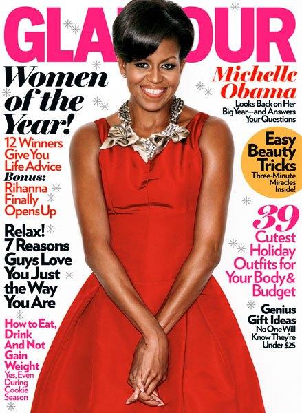 MichelleObamaGlamour