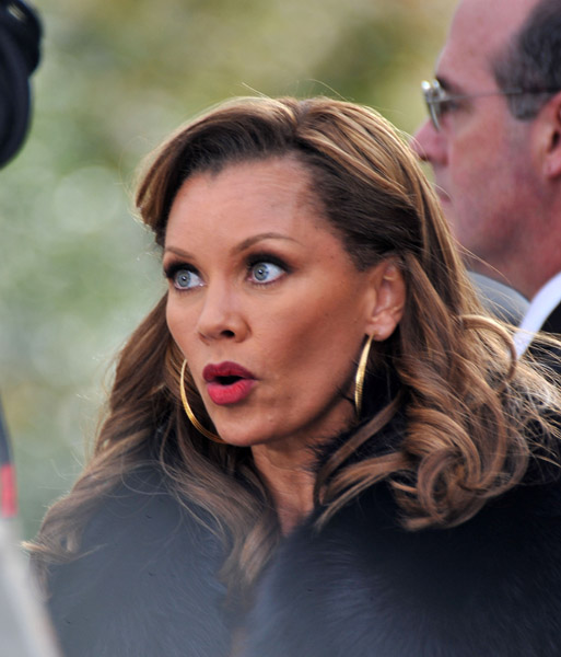 Vanessa Williams: Vanessa Williams On Set « Media Outrage