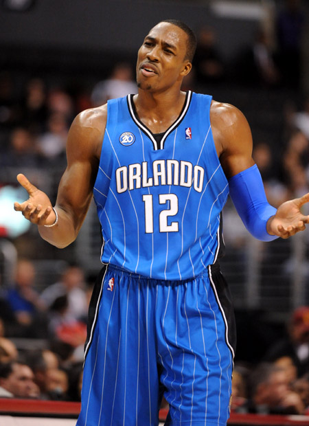 dwight howard s... Dwight Howard Shoulder Workout