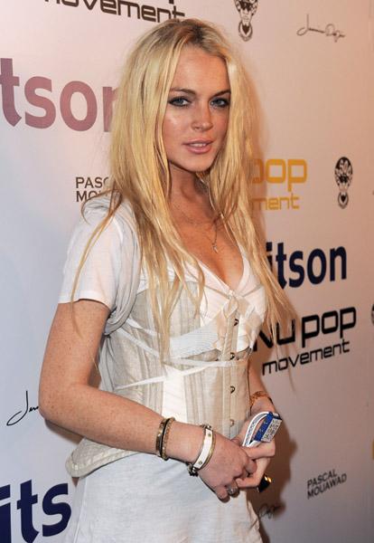 Lindsay Lohan j