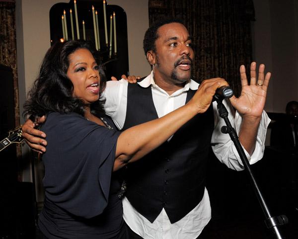 Oprah f6LeeDaniels