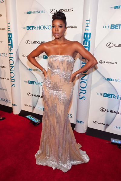 Terry Crews >> Gabrielle Union Steps Out To The 3rd Annual BET Honors ...
