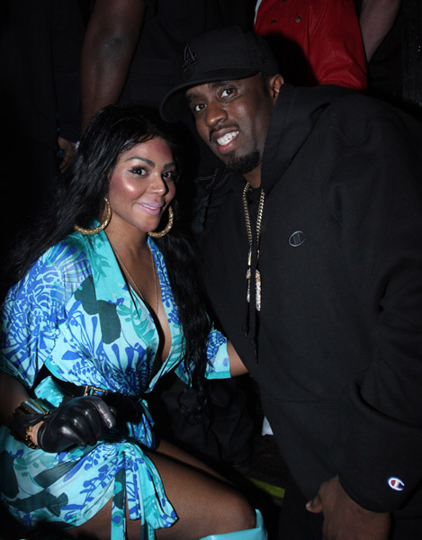Lil Kim And Nicki Minaj Together Lil Kim & Diddy Pe...