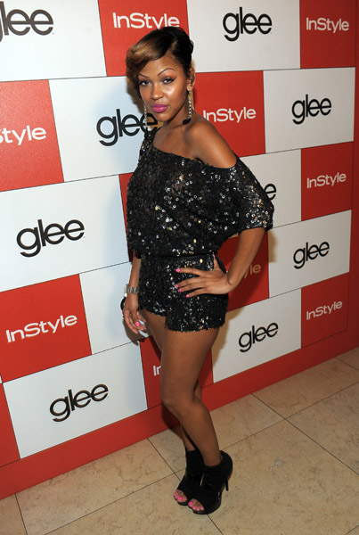 Fabulous Meagan Good Media Outrage Hairstyles For Women Draintrainus