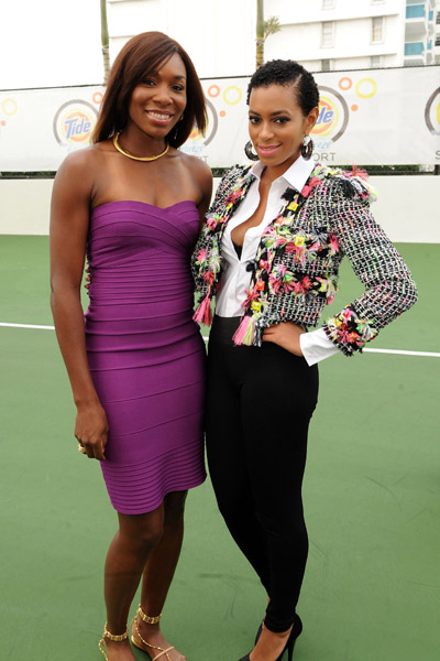 Venus williams gay