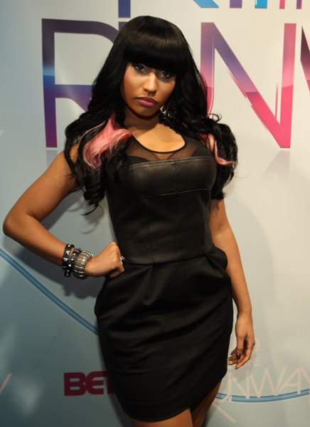 "nicki minaj massive attack pics. Nicki Minaj – ""Massive Attack"""