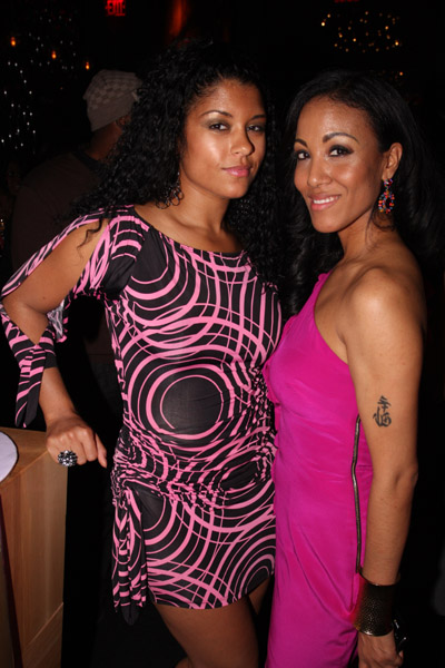 Shelly rio parties with publicist lexi chow for her birthday bash share this thecheapjerseys Images